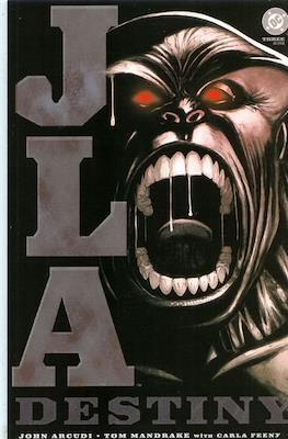JLA: Destiny (Softcover) #3