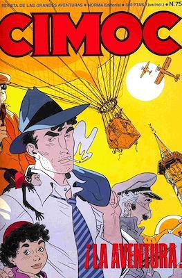 Cimoc (Grapa 60-132 pp) #75