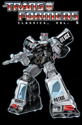 Transformers: Classics (Digital) #5