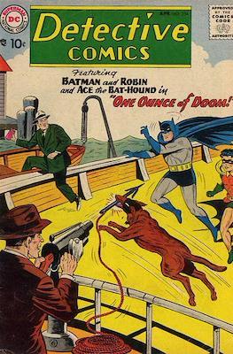 Detective Comics Vol. 1 (1937-2011; 2016-) (Comic Book) #254