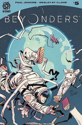 Beyonders (Comic Book) #5
