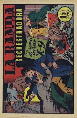 Agente secreto X-9 #9