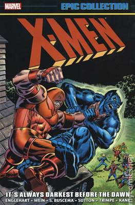 X-Men Epic Collection (Softcover) #4
