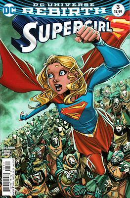 Supergirl Vol. 7 (2016-) (Comic-book) #3