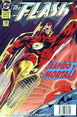 Flash (1995-1996) (Rústica, 96-112 páginas) #4