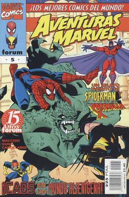 Aventuras Marvel (Grapa 24 pp) #5