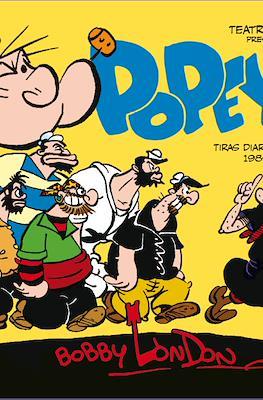 Popeye. Tiras diarias clásicas de Bobby London #2