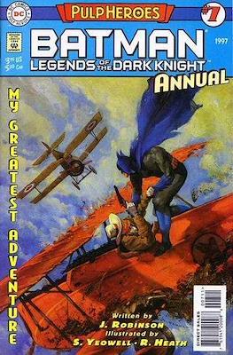 Batman: Legends of the Dark Knight Annual #7