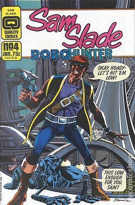 Sam Slade Robo-Hunter #4