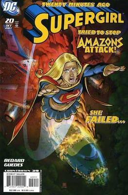 Supergirl Vol. 5 (2005-2011) (Comic Book) #20