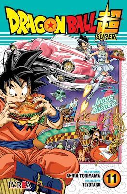Dragon Ball Super (Rústica) #11