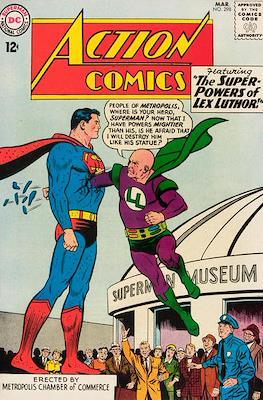 Action Comics Vol. 1 (1938-2011; 2016-) (Comic Book) #298