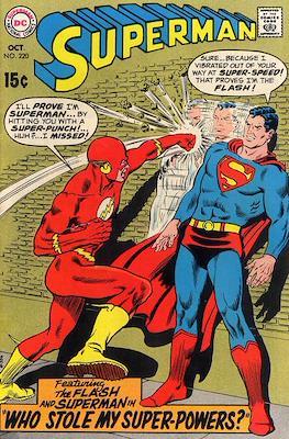 Superman Vol. 1 / Adventures of Superman Vol. 1 (1939-2011) (Comic Book) #220