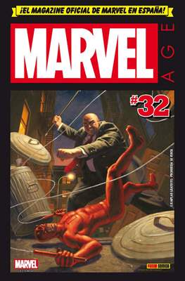Marvel Age (2016-) (Grapa) #32