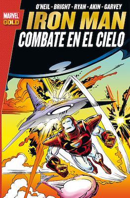 Iron Man. Marvel Gold (Rústica) #11