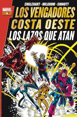 Los Vengadores Costa Oeste. Marvel Gold (Rústica 240 pp) #2