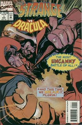 Dr. Strange vs Dracula
