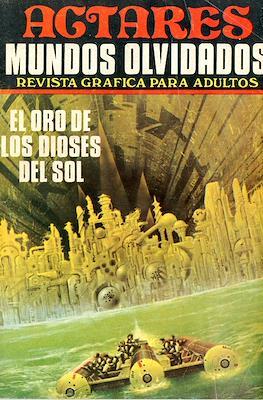Actares Mundos Olvidados (Grapa) #6