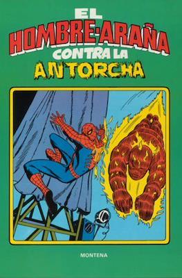 El Hombre-Araña contra la Antorcha