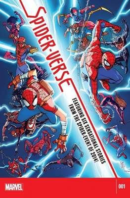 Spider-Verse (Comic-Book) #1