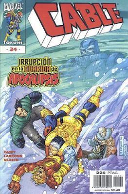 Cable Vol. 2 (1996-2000) (Grapa 24 pp) #34
