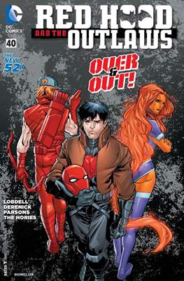 Red Hood and the Outlaws (2011-) New 52 (Comic-Book) #40