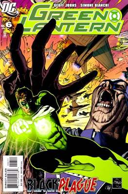 Green Lantern Vol. 4 (2005-2011) (Comic book) #6