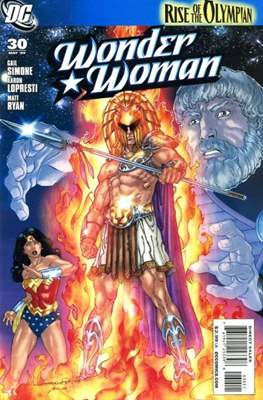 Wonder Woman Vol. 3 (2006-2011) (Comic Book) #30