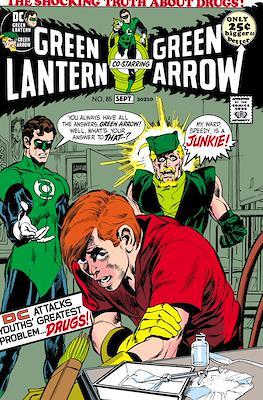 Green Lantern Facsimile Edition (Comic Book) #85