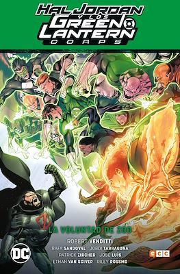 Green Lantern Saga de Robert Venditti #8