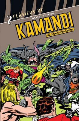 Kamandi. Clásicos DC (Rústica 176 pp) #2