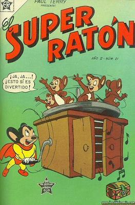 El Super Ratón (Grapa) #21