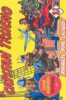 El Capitán Trueno (Grapa 12 pp) #59