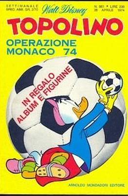 Topolino (Brossurato) #961