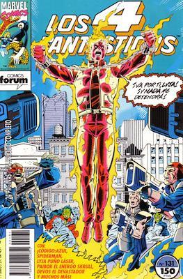 Los 4 Fantásticos Vol. 1 (1983-1994) (Grapa 36-32-24 pp) #131