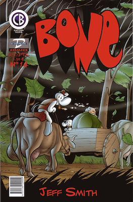 Bone (Grapa) #14