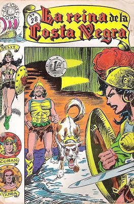 La Reina de la Costa Negra (2ª época - Grapa) #28