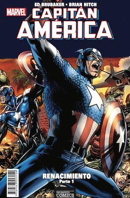 Capitán América. Renacimiento #1