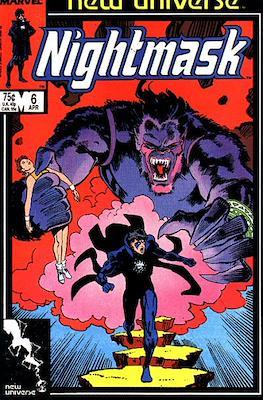 Nightmask (Comic-book.) #6