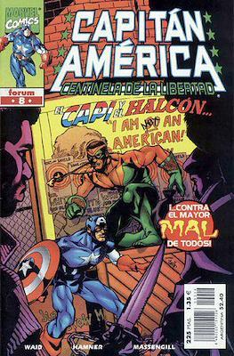 Capitán América: Centinela de la libertad (1999-2000) (Grapa.) #8
