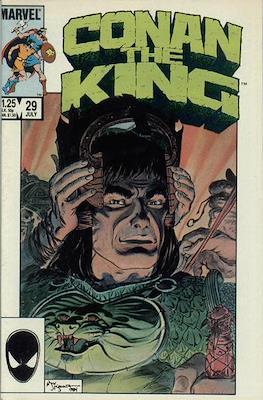 King Conan / Conan the King (Grapa, 48 págs.) #29