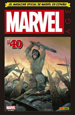 Marvel Age (2016-) (Grapa) #40