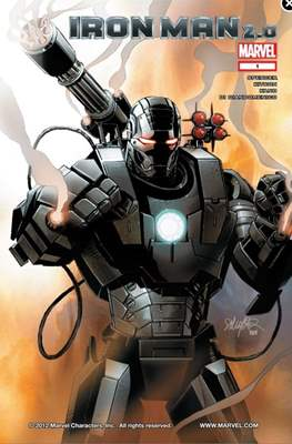 Iron Man 2.0 (Digital) #1
