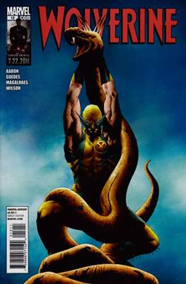 Wolverine (2010-2012) (Comic Book) #12