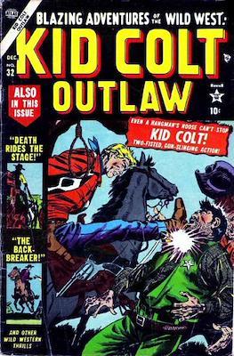 Kid Colt Outlaw Vol 1 #32
