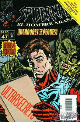 Spider-Man el Hombre Araña (1996-1998) (Grapa) #47
