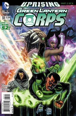 Green Lantern Corps Vol. 3 (2011-2015) #31