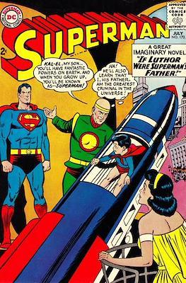 Superman Vol. 1 / Adventures of Superman Vol. 1 (1939-2011) (Comic Book) #170
