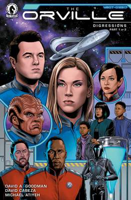The Orville: Digressions