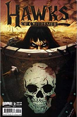 Hawks of Outremer (Comic Book) #2